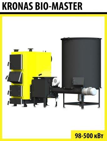 BIO MASTER (98-500 кВт)